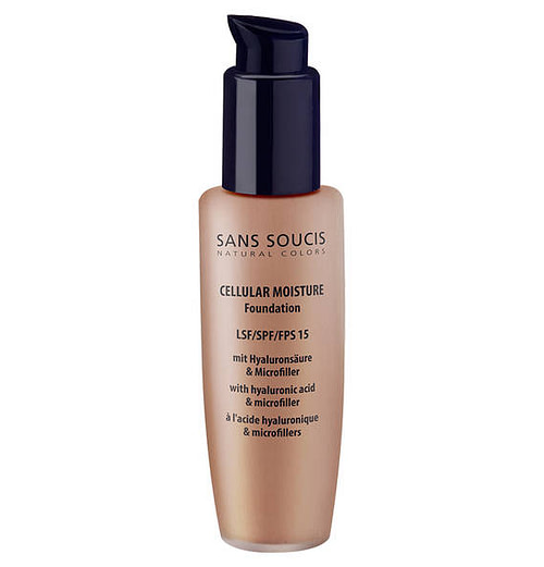 Sans Soucis Cellular Moisture Foundation LSF 15 30 ml