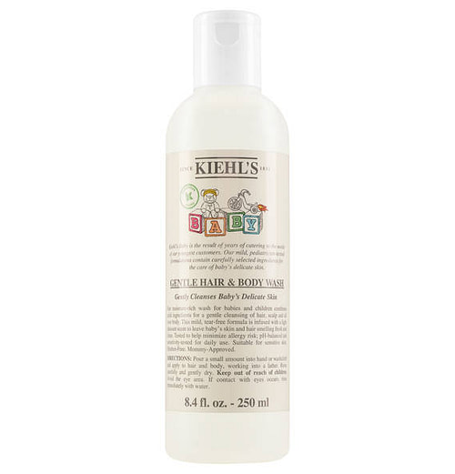 Kiehl´s Baby Gentle Foaming Hair and Body Wash Hair & Body Wash 250 ml