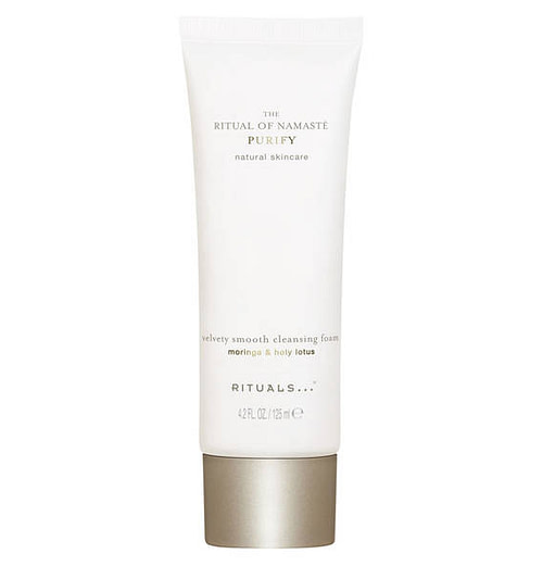 RITUALS Velvety Smooth Cleansing Foam Reinigungsschaum 125 ml