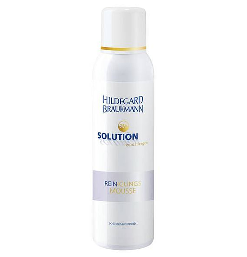Hildegard Braukmann SOLUTION Reinigungs Mousse