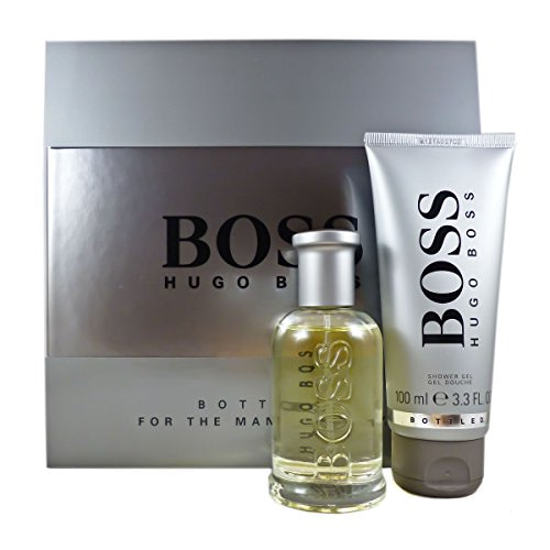 Hugo Boss Bottled Set homme/men, Eau de Toilette 50 ml und Duschgel 100 ml, 1er Pack (1 x 150 ml)