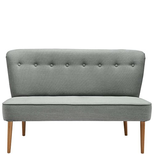 BUTLERS COZY TIME Sofabank, Stone Washed